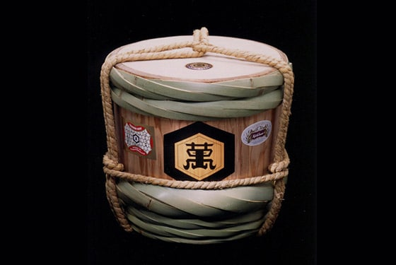 Wooden barrel (Owned by the Kikkoman Institute for International Food Culture)