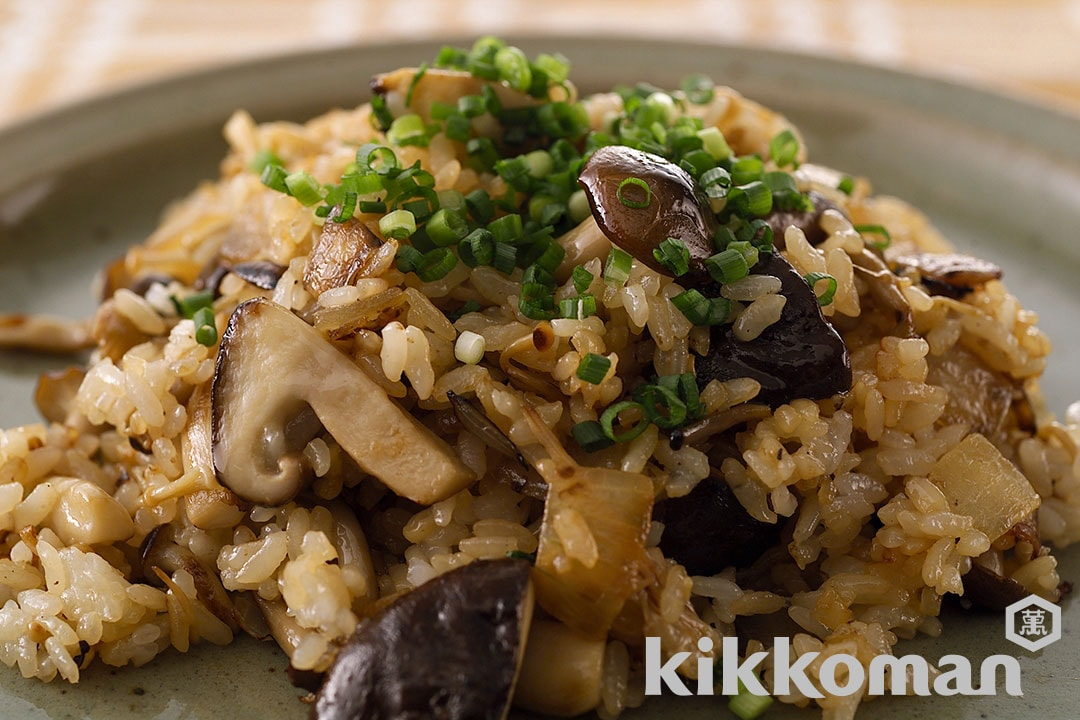 Photo: Mushroom Fried Rice