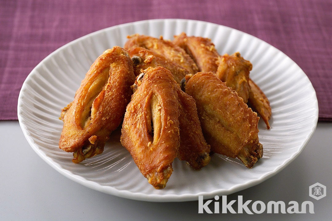 Chicken Wings with Soy Sauce Seasoning