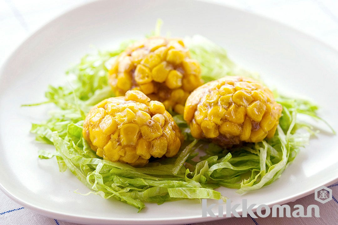 Photo: Pork Corn Balls