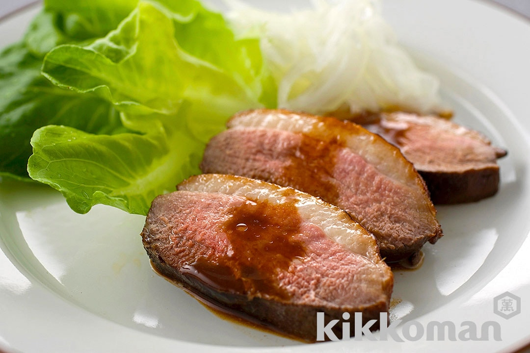 Photo: Simple Roast Duck