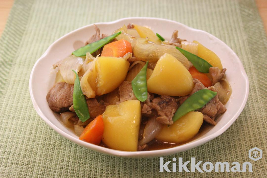 Photo: Less Salt Meat and Potatoes