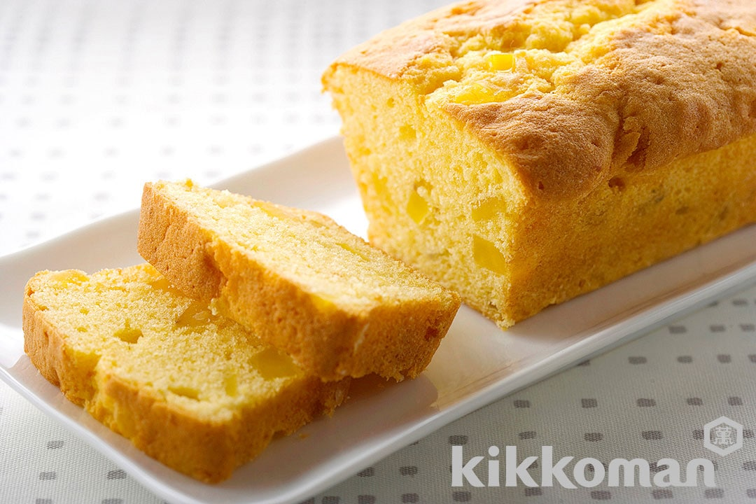 Chestnut Pound Cake