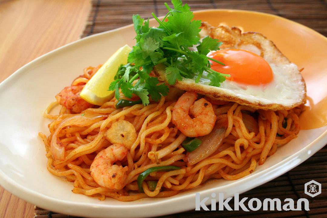 Recipe Directions For Mi Goreng Indonesian Style Fried